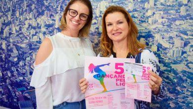 Liga Feminina de Combate ao Câncer nh 390x220 - Prefeita hamburguense recebe representante da Liga Feminina de Combate ao Câncer