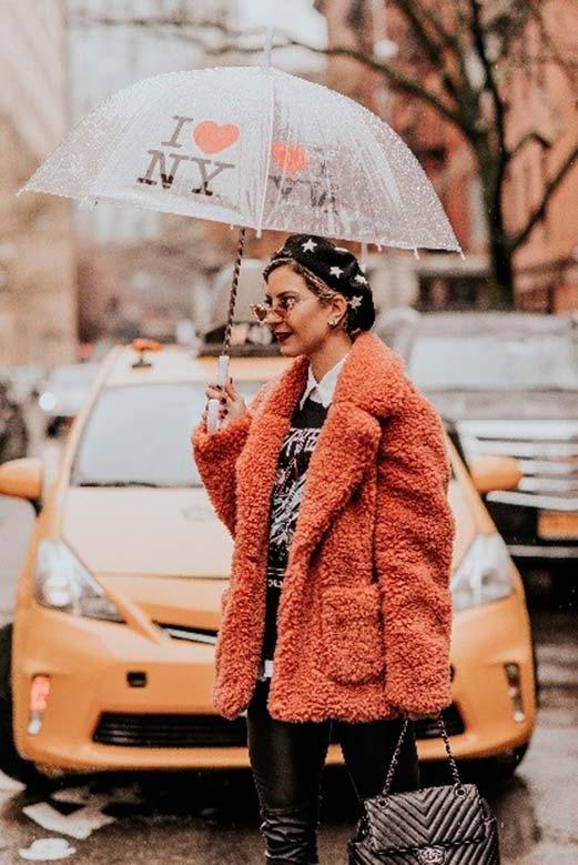 Lili Paiva mostra as tendências4 - Lili Paiva mostra as tendências de casacos