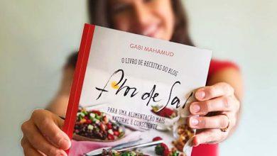 Livro Flor de Sal 390x220 - Livro Flor de Sal traz o melhor da culinária natural e saudável