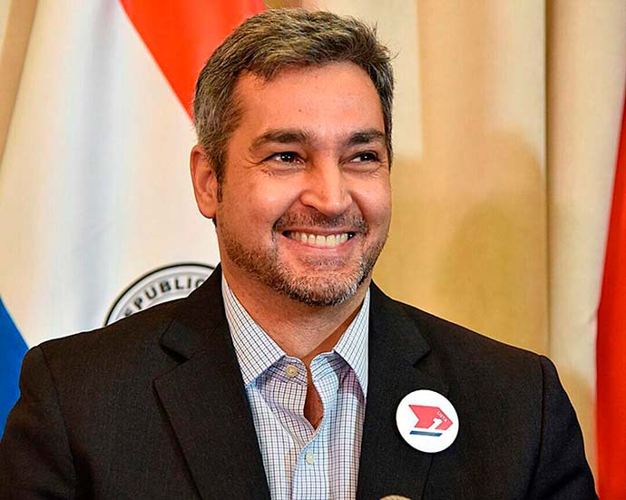Mario Abdo Benítez - Mario Abdo Benítez é confirmado presidente do Paraguai