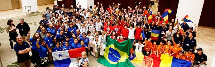Olimpiada de Raciocinio Mind Lab Internacional - Estudantes de Portão (RS) representarão o Brasil em Olimpíada de Raciocínio na Turquia em junho