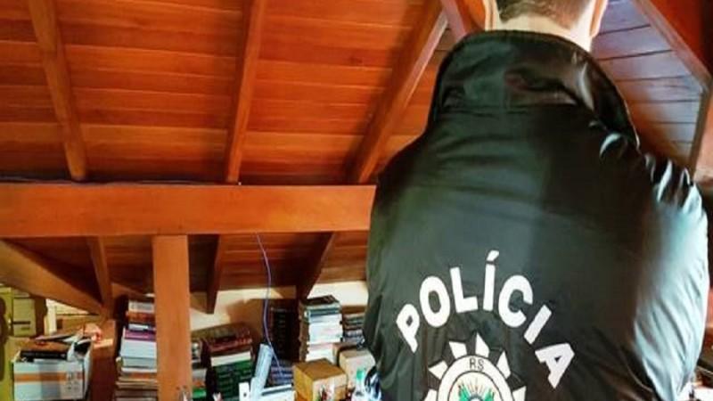 Operação Torre Negra - RS: Polícia Civil deflagra operação contra estelionato, associação ao crime e lavagem de dinheiro