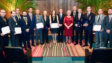 Os agraciados com a Ordem do Mérito 2018 390x220 - Ministério Público RS