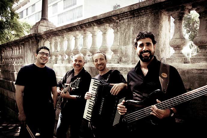 Paulinho Cardoso 1 - Mostra Jazz RS acontece de cinco a sete de junho em Campo Bom
