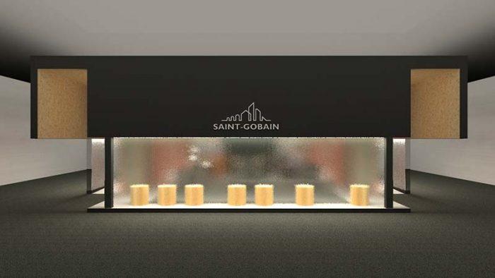 Saint Gobain Glass Brasil a4e strip 137017 2 full 1 700x394 - Glass South America 2018 tem estande assinado da Saint-Gobain Glass