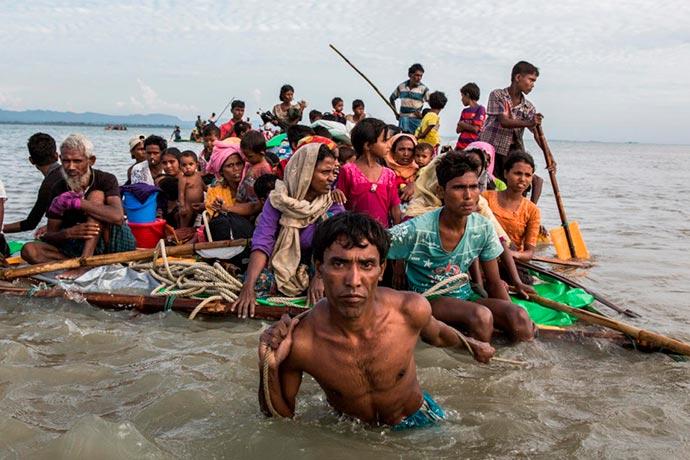 acnur - ONU elogia ação da Malásia e Indonésia para resgatar refugiados rohingya