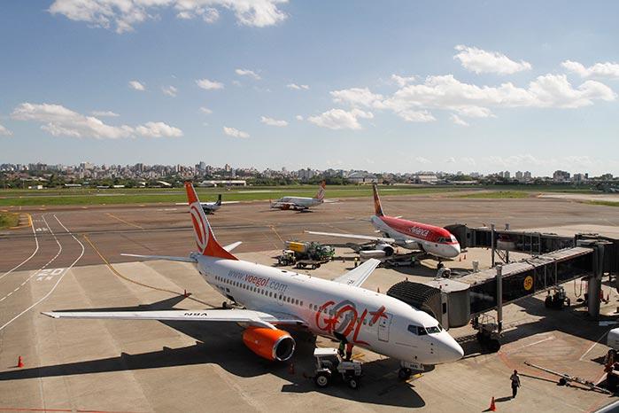 aero poa - Procon Porto Alegre alerta consumidores sobre cancelamento de voos