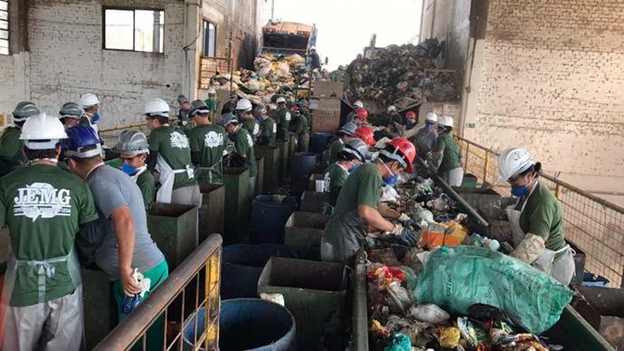 armazenar lixo - RS: Fepam autoriza municípios a armazenar lixo acima da capacidade nas estações de transbordo