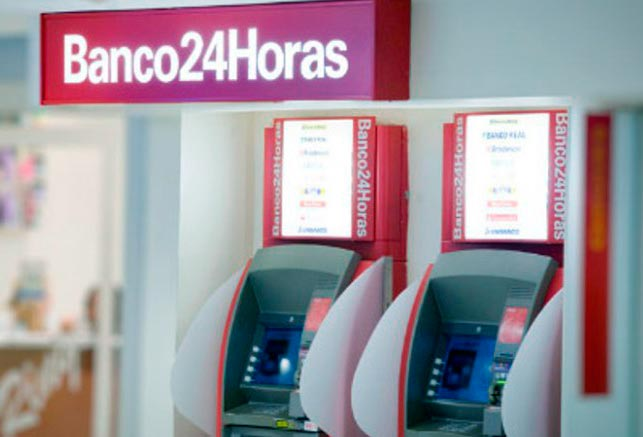 banco24horas - Aumenta número de caixas do Banco24Horas