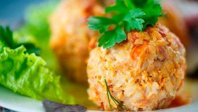 bolinho de arroz integral assado sanavita 390x220 - Bolinho de arroz integral assado