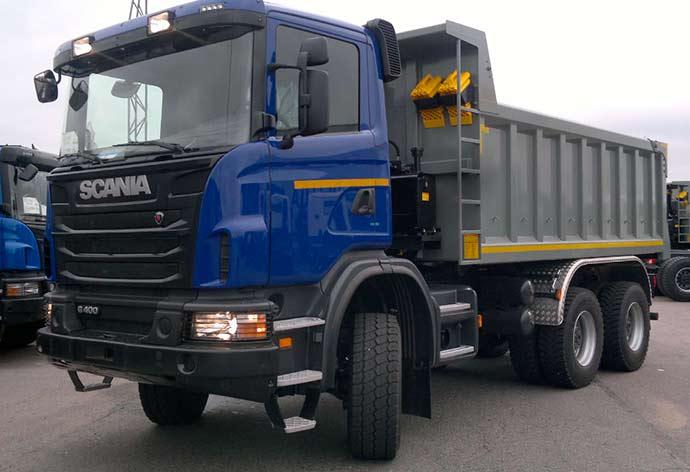 caminhao - Contran amplia prazo para novas normas de segurança em caminhões basculantes