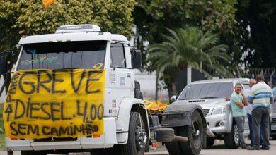 caminhoneiros 390x220 - Associação de caminhoneiros pede fim dos bloqueios nas rodovias