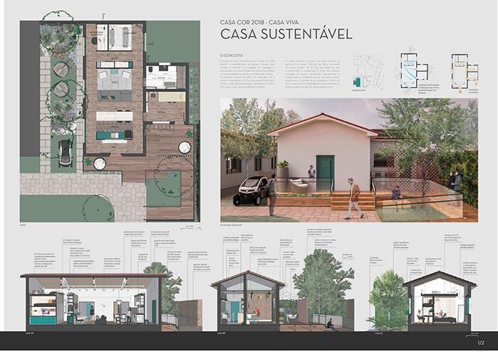 casa sustentavel - Leroy Merlin apresenta Casa Sustentável na CASACOR SP