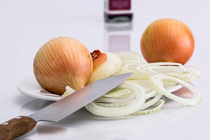 cebola - Dicas para emagrecer comendo