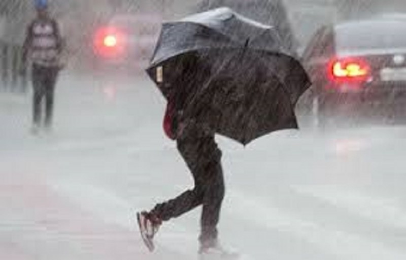 chuva - Chuva volta ao RS nesta quarta (29)