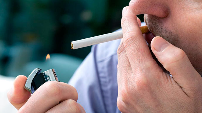 cigarro 2 - OMS alerta para impacto do cigarro na saúde cardiovascular