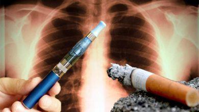 cigarro pulmão 390x220 - Cigarro eletrônico é proibido no Brasil e causa males à saúde