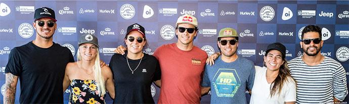 circuito mundial rio - Saquarema sedia Circuito Mundial de Surfe