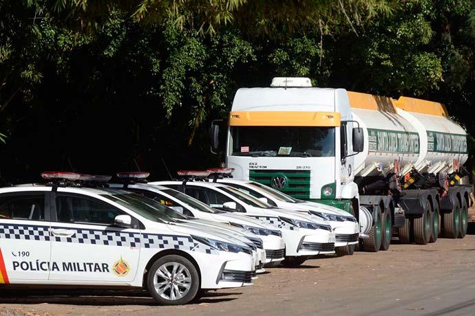 combustivel greve - Greve só termina com sanção de alíquota zero do PIS-Cofins, diz Abcam