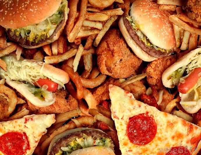 comida - Alimentação inadequada é responsável por cerca de 20% dos casos de câncer no país
