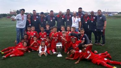 Photo of Inter Sub-10 conquista o título da Copa Jorge Andrade