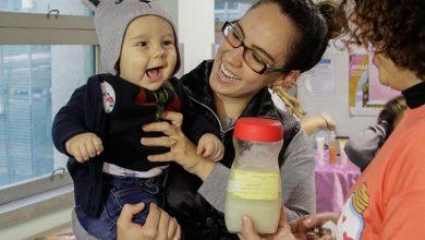 doação leite materno 390x220 - Hospital de Porto Alegre celebra o Dia Mundial de Doação de Leite Humano
