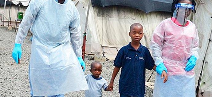 ebola congo oms - Surto de ebola no Congo não configura emergência internacional