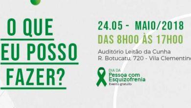Photo of Dia Mundial da Esquizofrenia terá ação de conscientização