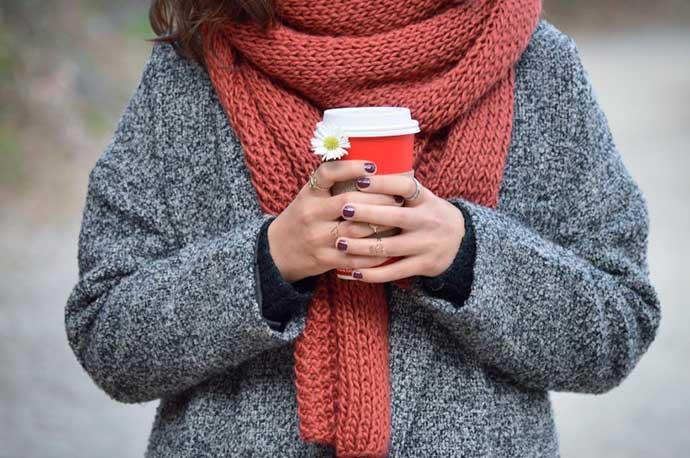 frio - Detox no frio: dicas para manter o corpo aquecido