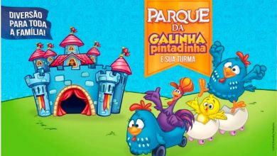 Photo of Parque da Galinha Pintadinha chega em Porto Alegre com atividades inéditas
