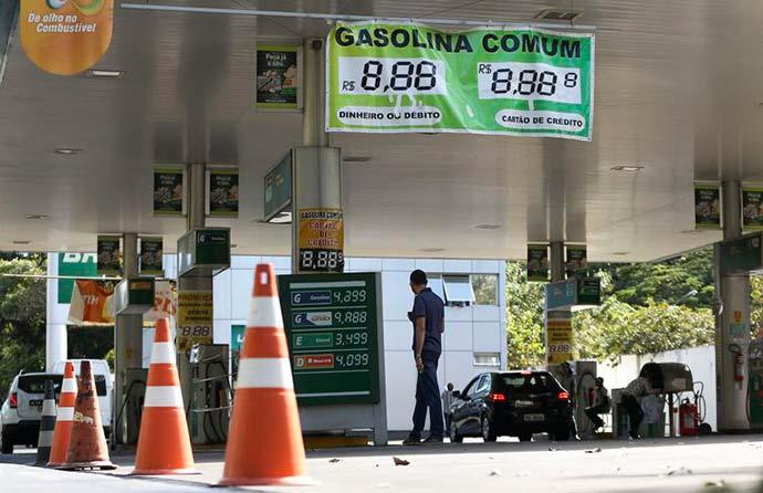 gasolina - Conselho Administrativo de Defesa Econômica propõe medidas para reduzir preços dos combustíveis