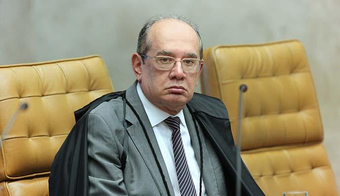 gilmar mendes - Em áudio vazado, ministros do STF criticam greve de caminhoneiros