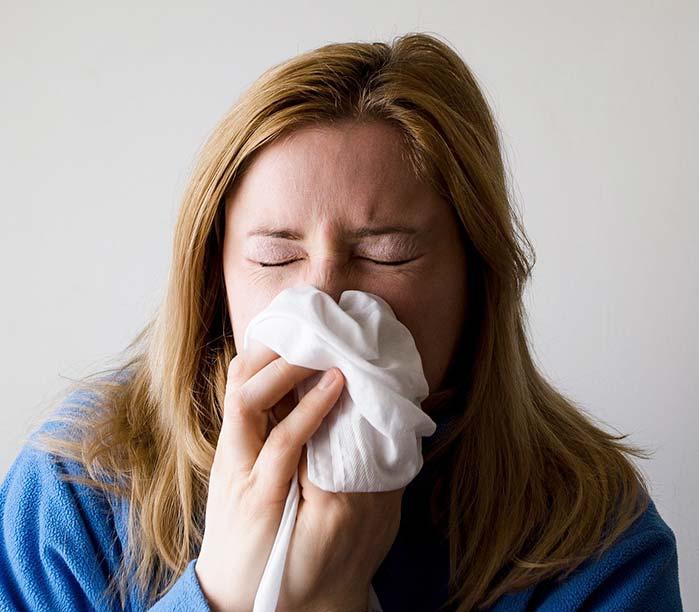 gripe - As diferenças entre gripe e resfriado