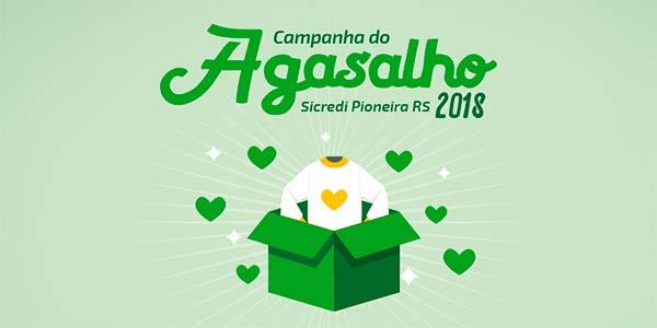 inicia a campanha do agasalho da sicredi pioneira rs sicredipioneira - Campanha do Agasalho da Sicredi Pioneira RS vai até 30 de maio