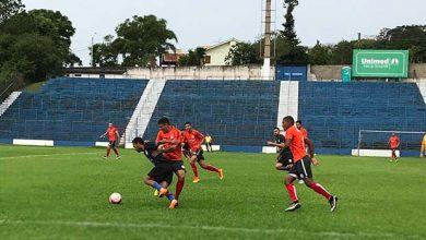 jogotreino interB 0205 390x220 - Inter B vence jogo-treino com o Aimoré
