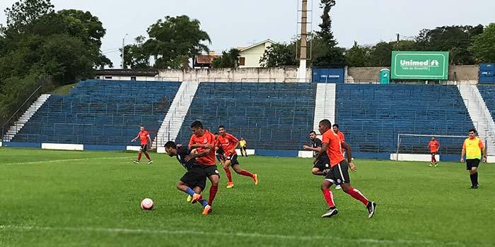 jogotreino interB 0205 - Inter B vence jogo-treino com o Aimoré
