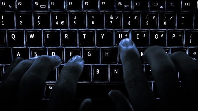keyboard - Atuando para deter o cibercrime