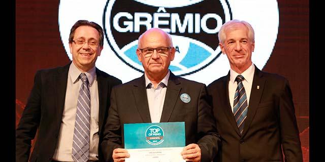 lg noticias gra mio a pela 22a vez top of mind da revista amanha 21157 - Grêmio é pela 22ª vez Top of Mind da Revista Amanhã