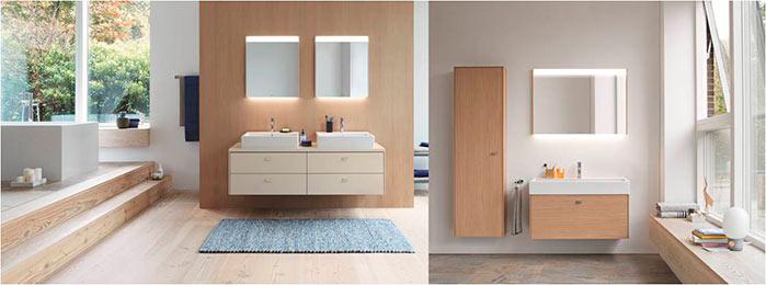 linha Brioso - Duravit apresenta linha Brioso para banheiros