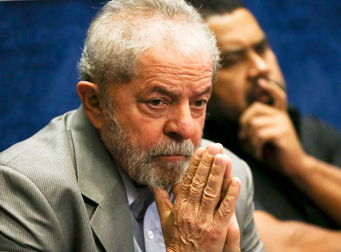 Lula vira réu por lavagem de dinheiro em caso de Guiné Equatorial