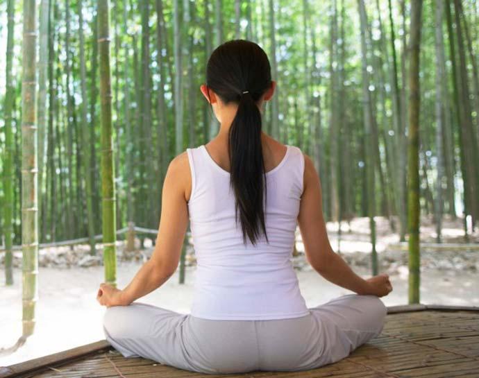 meditação - Meditação pode ser aliada para pacientes com doenças pulmonares graves