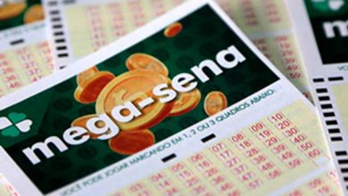 mega sena 390x220 - Mega-Sena sorteia R$ 2,5 milhões no concurso de hoje