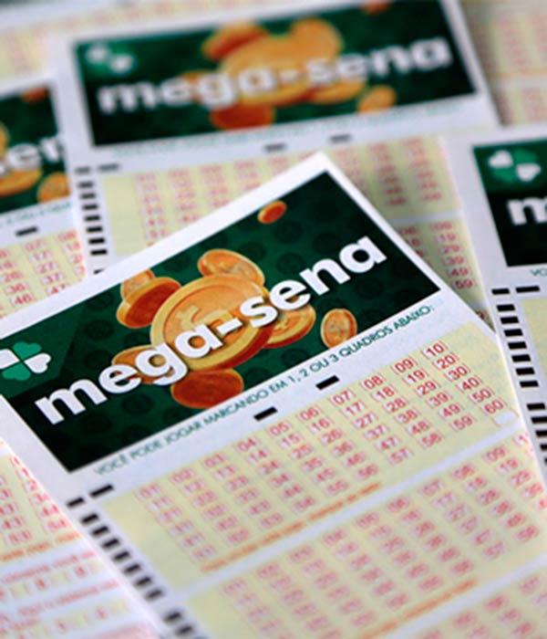 mega sena - Mega-Sena acumula mais uma vez
