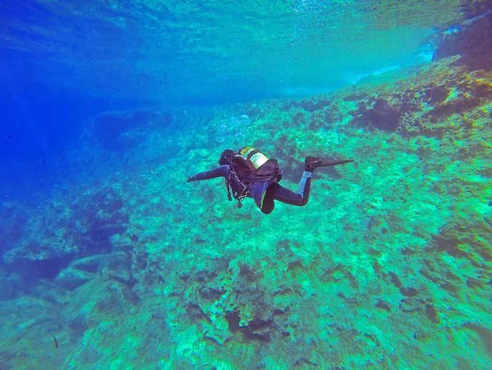 mergulho - Modalidades esportivas que estão combatendo a poluição por plástico