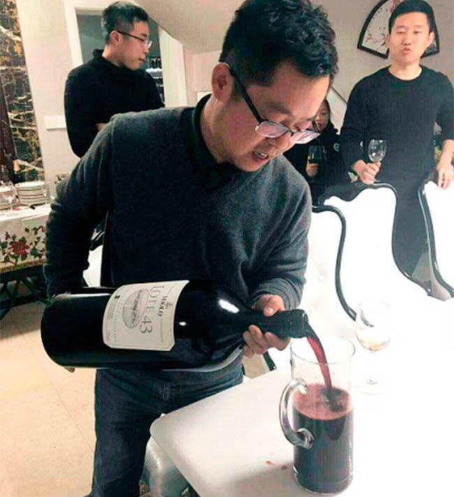 miolo china1 - Miolo lança linha de sucos de uva na China