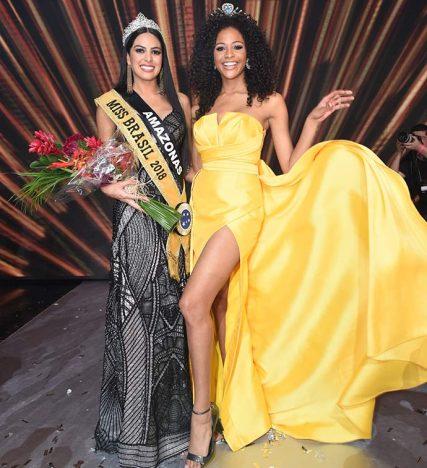 miss 427x468 - Amazonense Mayra Dias é a nova Miss Brasil BE Emotion