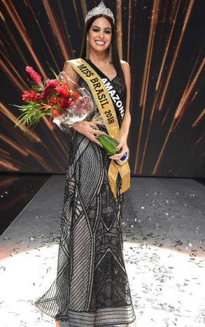 miss brasil3 293x468 - Amazonense Mayra Dias é a nova Miss Brasil BE Emotion