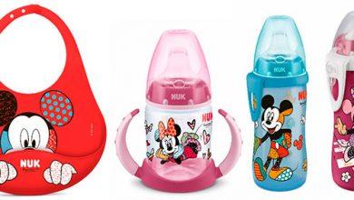 nuk 390x220 - NUK apresenta novos acessórios para bebês Disney by Romero Britto
