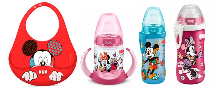 nuk - NUK apresenta novos acessórios para bebês Disney by Romero Britto