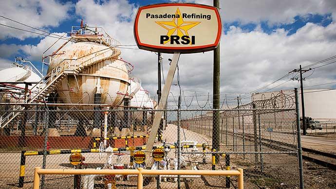 Resultado de imagem para Petrobras inicia fase vinculante da venda da refinaria de Pasadena
